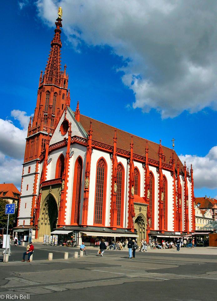 20040916Church in Wurzburg Germany0222