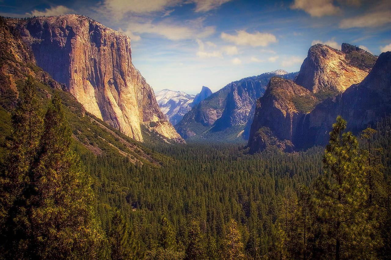 Yosemite National Park; California 0004A