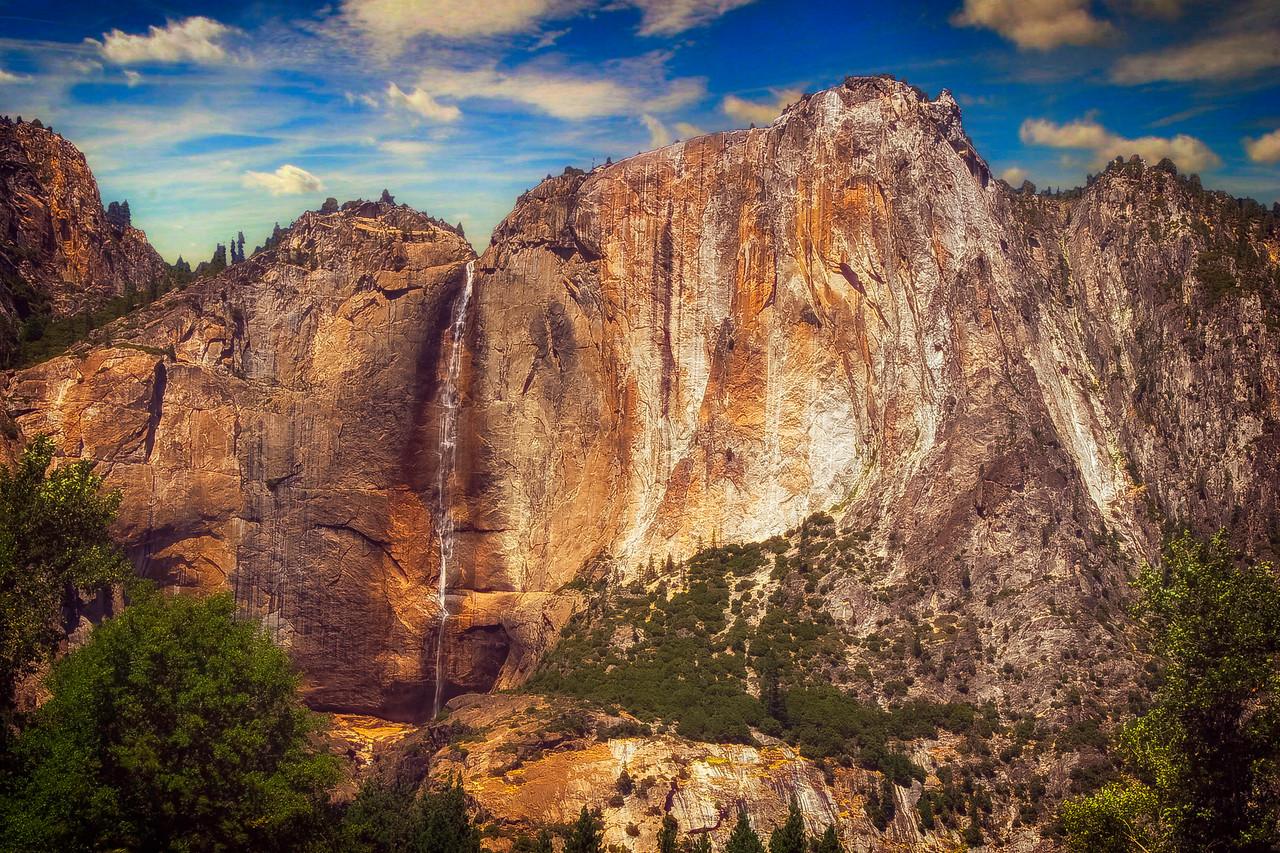 Yosemite National Park; California 0011-Edit