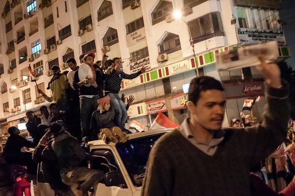 Egyptian revolution