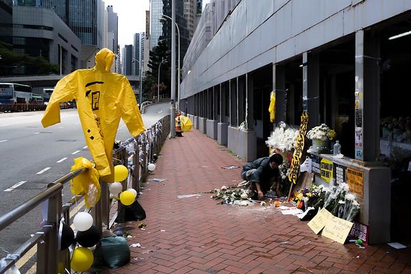 Hong Kong protest 2019