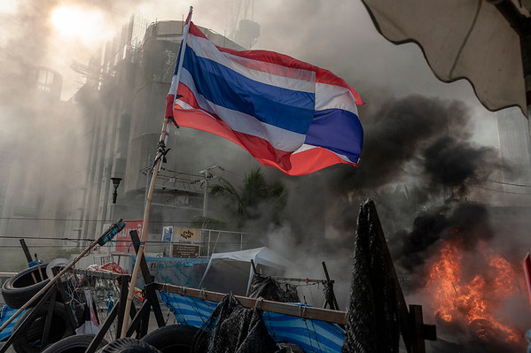 Thai unrest 2010