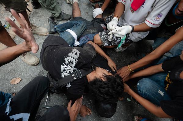 Thai unrest 2010
