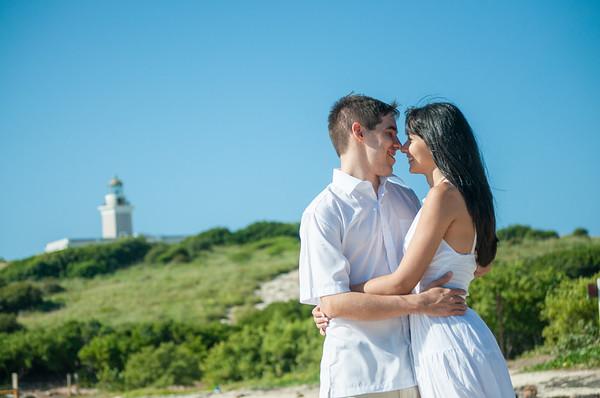 Love Story Faro Cabo Rojo Puerto Rico 2
