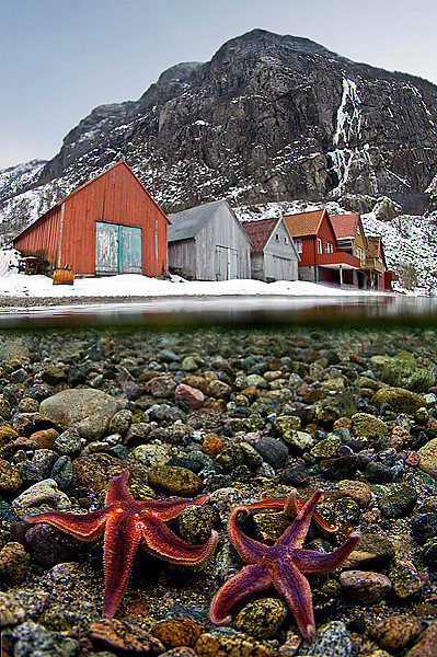 Frafjord, Norge