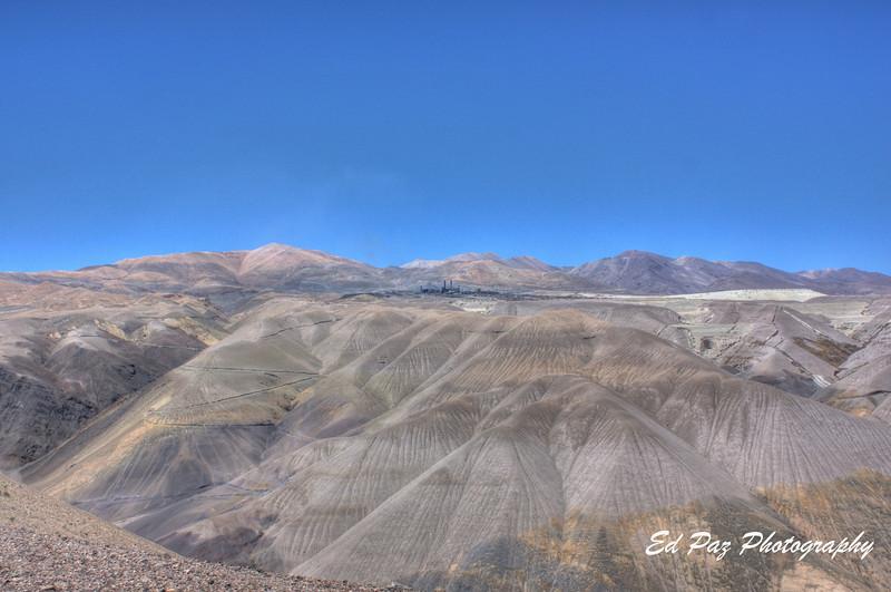 Foto panoramica de Potrerillos