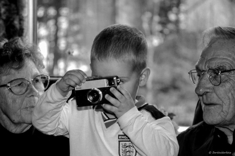 Fotograflærlingen