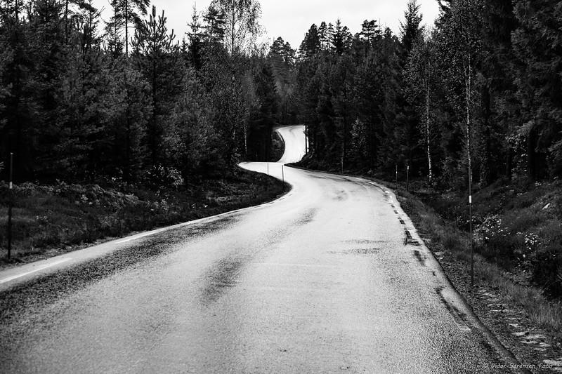 Veien til Rugsland