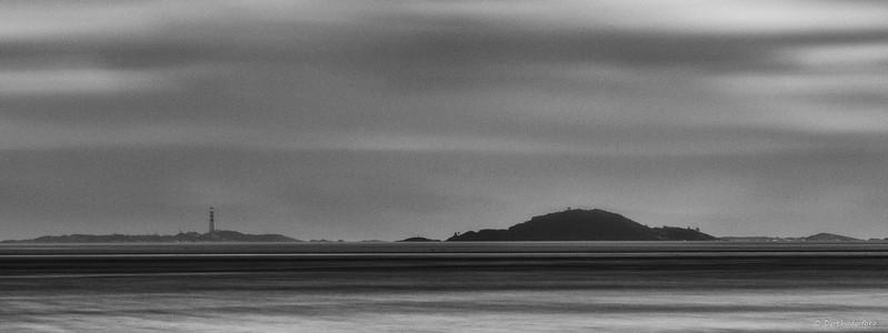 Oksø fyr i panorama
