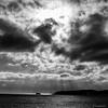 Solstråler på Oksø