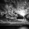 Solstråler på byfjorden 2