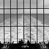 Restaurantbord med utsikt