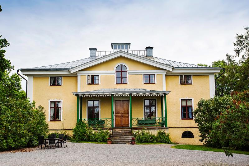 Landsberga Gård, Örsundsbro
