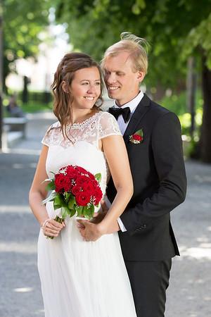 Louise och Joel, Johannes Kyrka