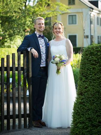 Sofie och Johan Linnéträdgården