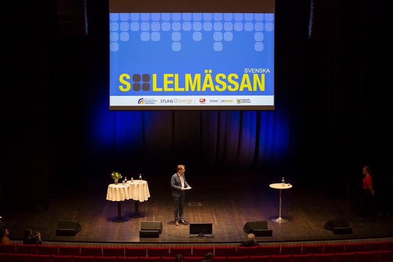 Solelmässan 2018 Uppsala