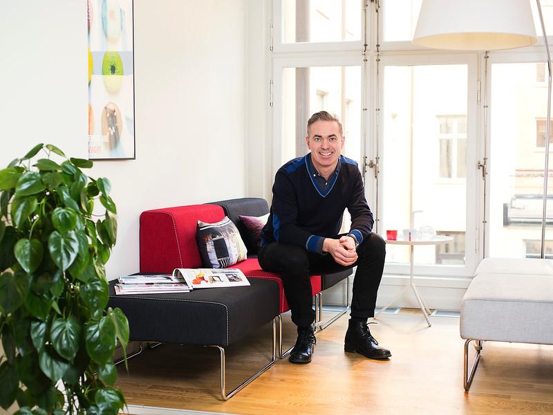 Porträtt på Johan Lundin, InsightOne Nordic AB
