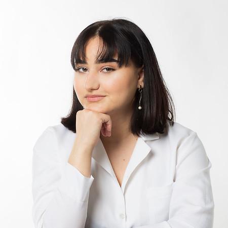 Porträtt Student