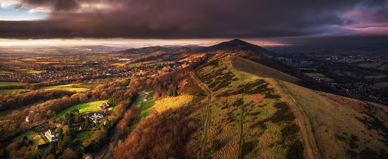 Malvern Hills - by Jan Sedlacek - www.digitlight.co.uk