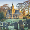 Grave yard church gainsborough