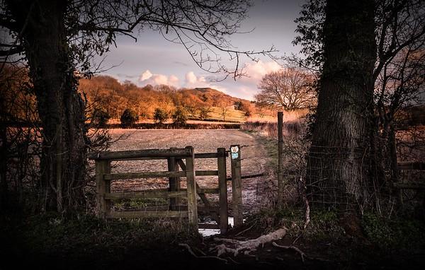 British camp and the gates no orton