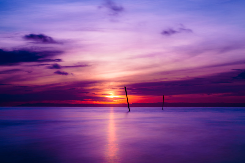 Sunrise, Coconut Beach - Koh Rong Island