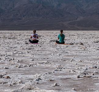 Salt Flat Meditation  # 40
