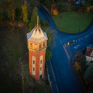 Gainsborough Old Water Tower Lincolnshire