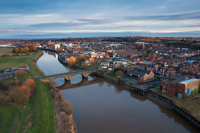 Trent bridge Gainsborough