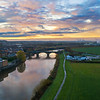 Trent bridge Gainsborough Lincolnshire