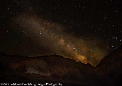 Milky Way at Grant Lake