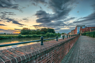 An Other From Down The River Side Walk Gainsborough