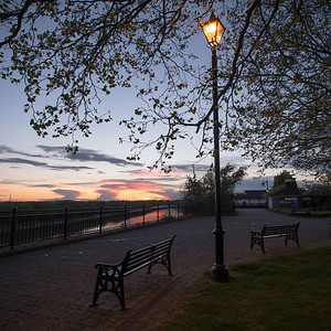 Gainsborough riverside