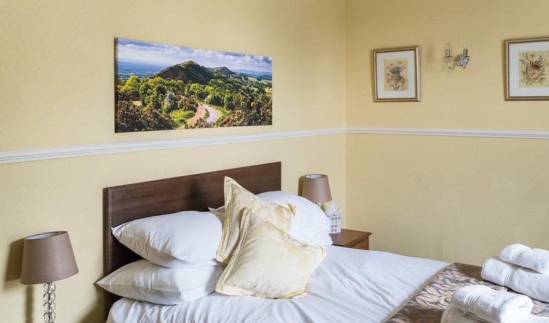 Great Malvern Hotel - New Artwork