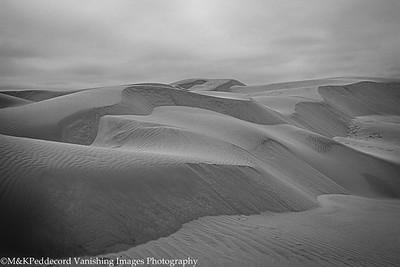 Flat Light on the Dunes