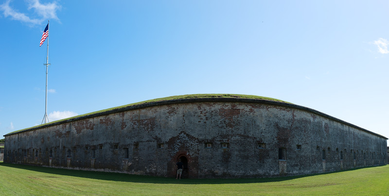 fort macon..  #fortmacon #nc #sonya7rii #sony28mm