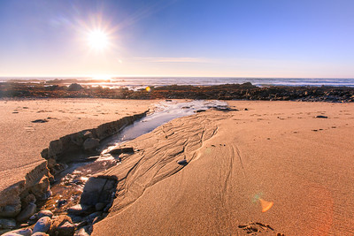Beach off HWY 1.