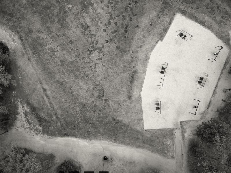the playground.  #dji #djiphantom4 #dronephotography
