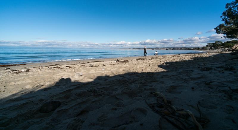 time for sunshine..  #montereybay #california #sonya7rii #voigtlander15mm