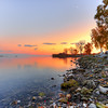 Peacefulness of nature: Lake Erie