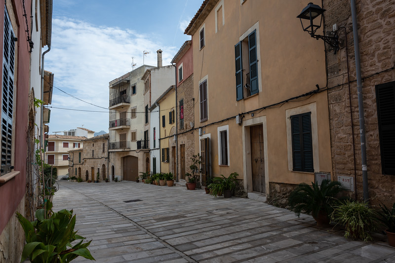 Old Town Alcudia