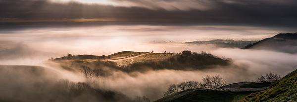 Mist in the Shire