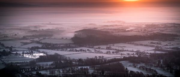 Misty Landscapes