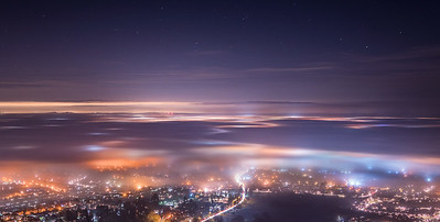 Shining Through the Mist