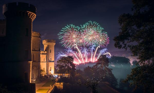 Eastnor Castle Fireworks Championship 2017