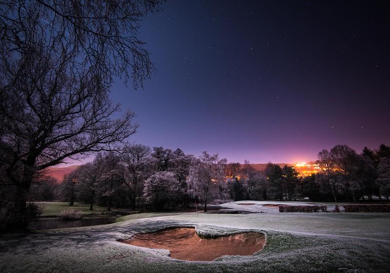 WGC winter night