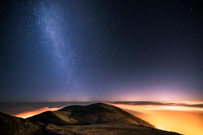 Night Skies over Malverns