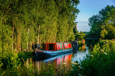 Chesterfield Canal Walkeringham