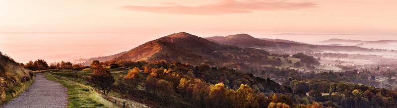 Autumn 2007 - Malvern Hills