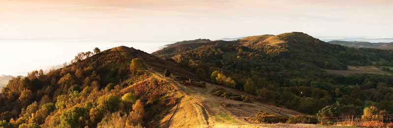 British Camp - Autumn - Malvern Hills